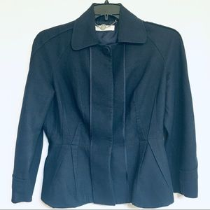 Stella McCartney Blue Blazer Jacket Size 46 (IT)